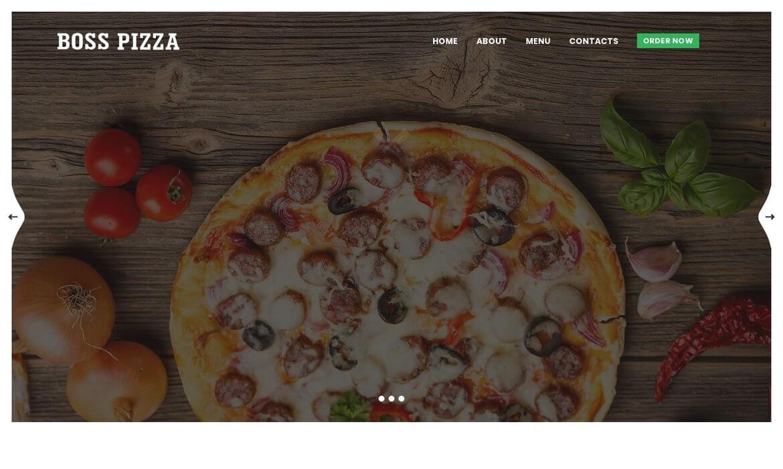 Boss Pizzas